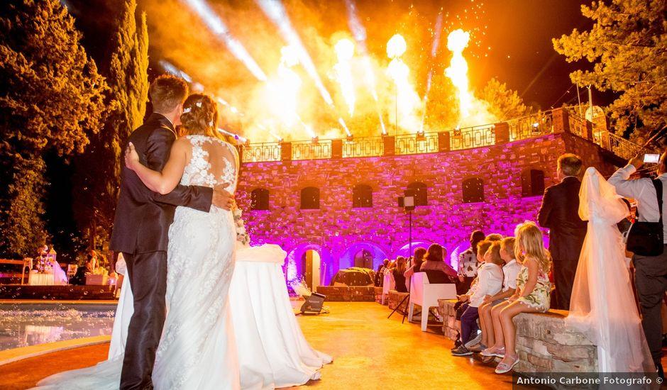 Il matrimonio di Fabrizio e Arianna a Fano, Pesaro - Urbino