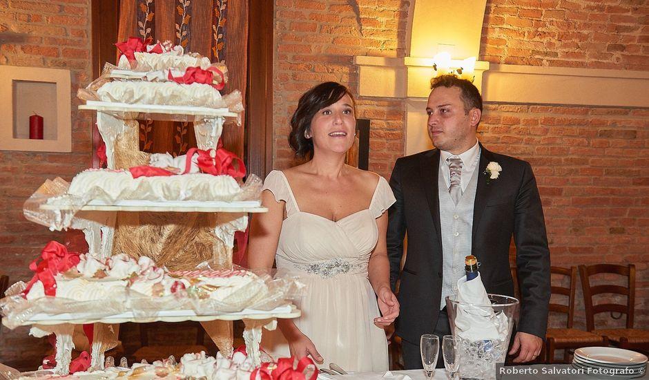 Il matrimonio di Davide e Irene a Calderara di Reno, Bologna