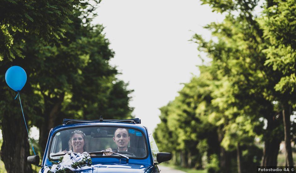 Il matrimonio di Andrea e Brenda a Granze, Padova