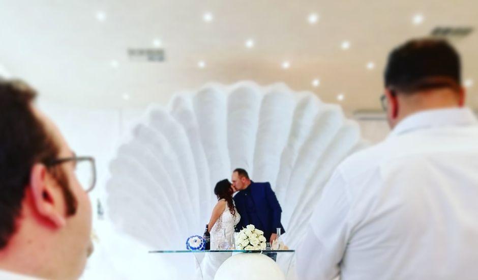 Il matrimonio di Guido  e Lucia a Sessa Aurunca, Caserta