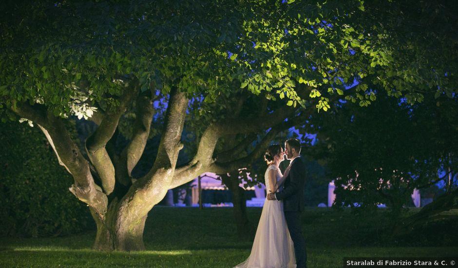 Il matrimonio di Matteo e Marta a Sulbiate, Monza e Brianza