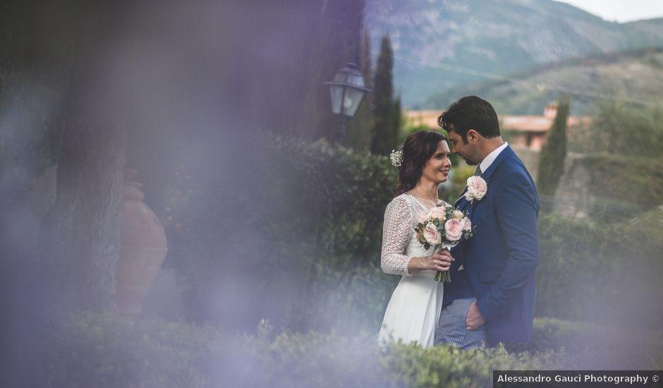 Il matrimonio di Marco e Anouk a Pisa, Pisa