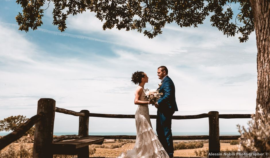 Il matrimonio di Gabriele e Elena a Campiglia Marittima, Livorno