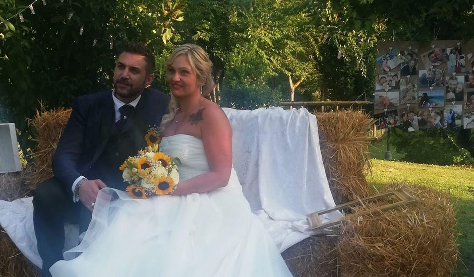 Il matrimonio di Fabio e Elisa a Conselice, Ravenna