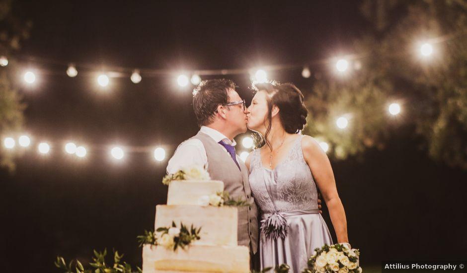 Il matrimonio di Dirk e Kateline a Francavilla Fontana, Brindisi