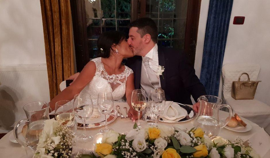Il matrimonio di Olimpio e Vanessa a Roma, Roma