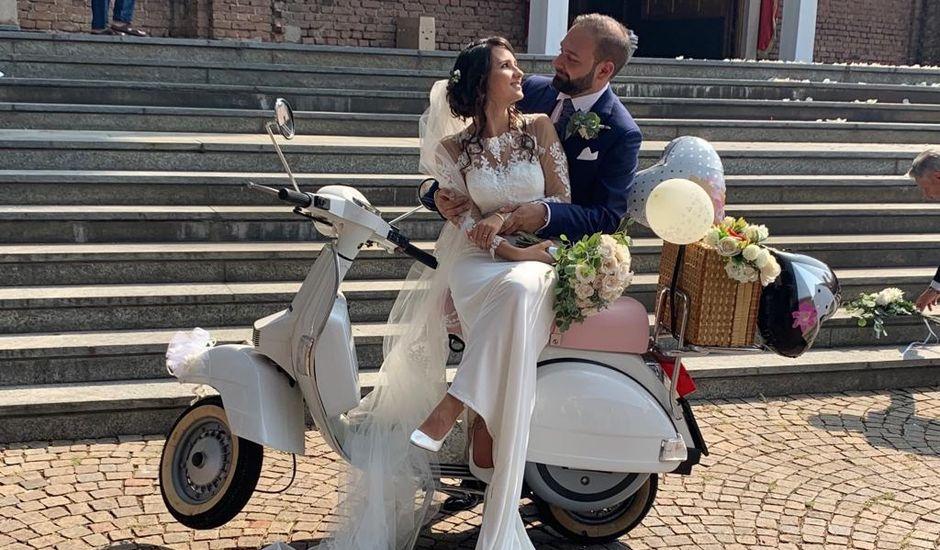 Il matrimonio di Carlo Maria  e Elisa a Cardano al Campo, Varese