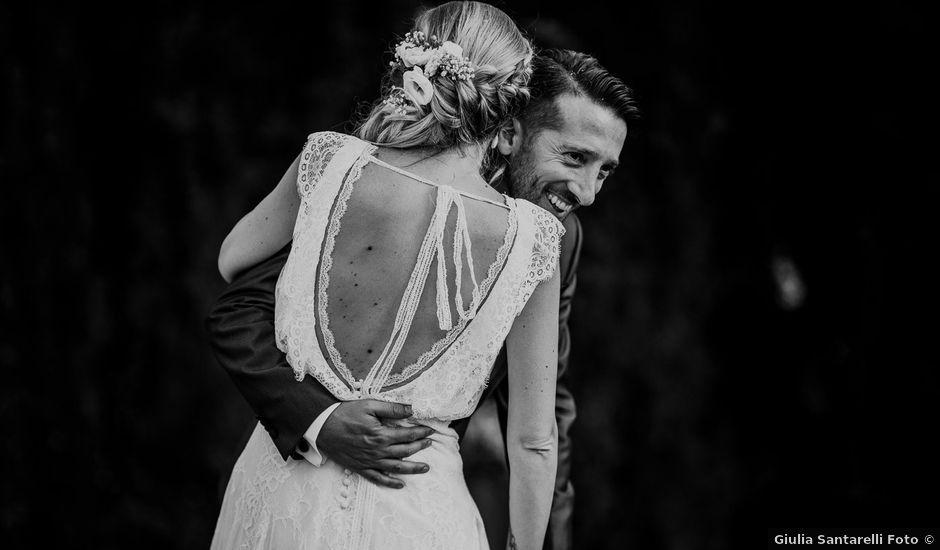 Il matrimonio di Fabio e Federica a Roma, Roma
