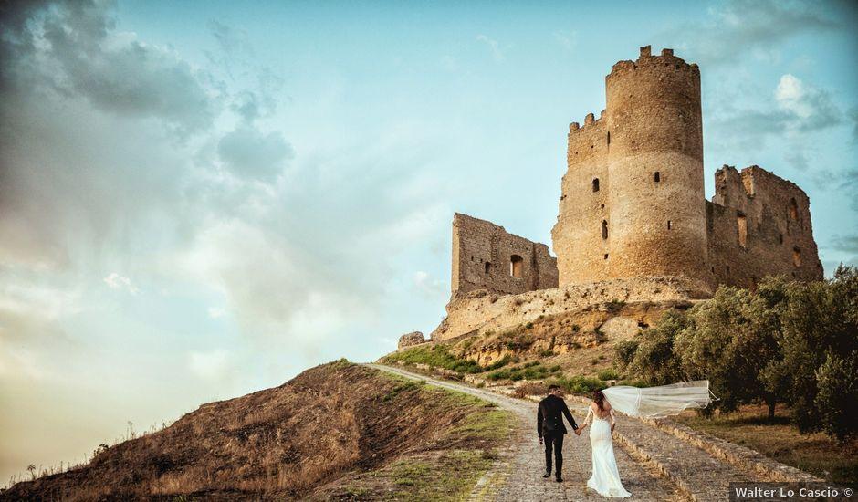 Il matrimonio di Aldo e Nadia a Caltanissetta, Caltanissetta