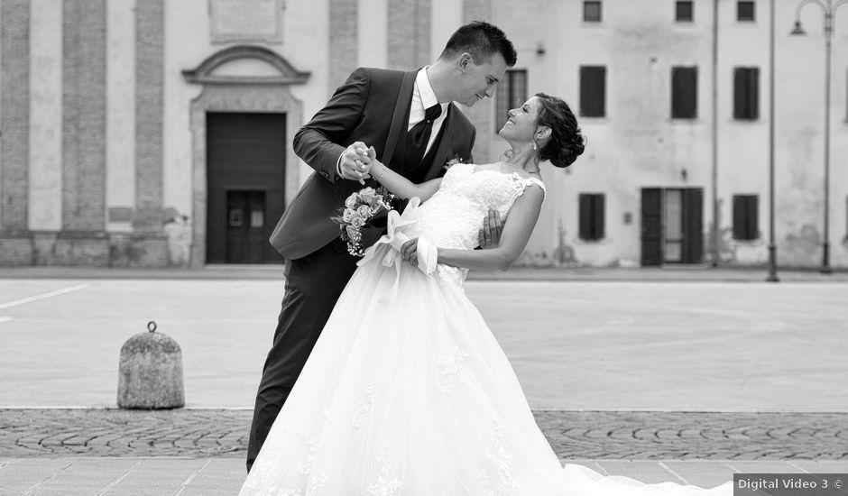Il matrimonio di Giulio e Marika a Goro, Ferrara