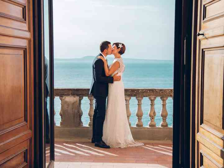 Le nozze di Claudia e Marco