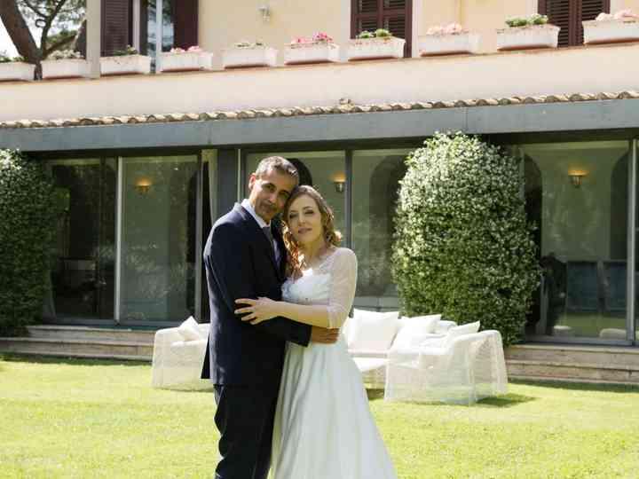 Le nozze di Sabrina e Emiliano