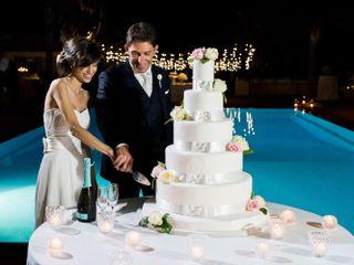 Le nozze di Germana e Toti