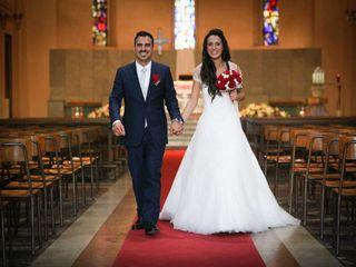 Le nozze di Marianna e Luigi