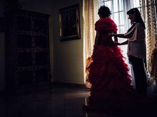 Le nozze di Giuseppina e Cosimo 1