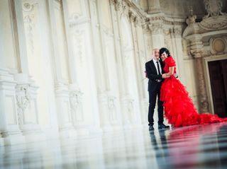 Le nozze di Giuseppina e Cosimo