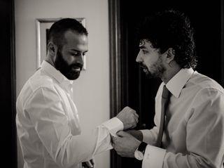 Le nozze di Alessandra e Fabio 1