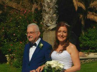 Le nozze di Annalisa e Tony 1