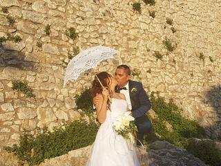 Le nozze di Annalisa e Tony