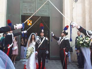 Le nozze di Irene e Gianluca 1