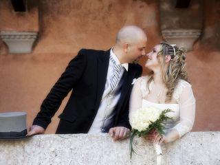 Le nozze di Jenny e Alessandro