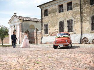 Le nozze di Massimiliano e Giulia