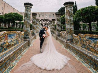Le nozze di Roberto e Lorena