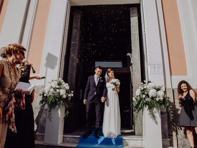 Il matrimonio di Marco e Claudia a Vico Equense, Napoli 19