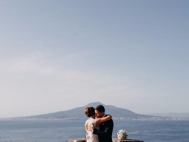 Il matrimonio di Marco e Claudia a Vico Equense, Napoli 22