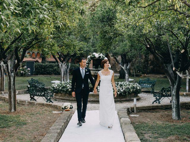Il matrimonio di Marco e Claudia a Vico Equense, Napoli 25