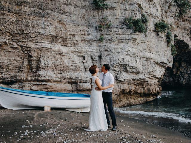 Il matrimonio di Marco e Claudia a Vico Equense, Napoli 26