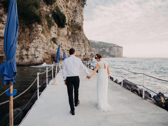 Il matrimonio di Marco e Claudia a Vico Equense, Napoli 30