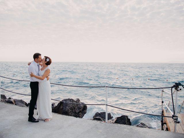 Il matrimonio di Marco e Claudia a Vico Equense, Napoli 32