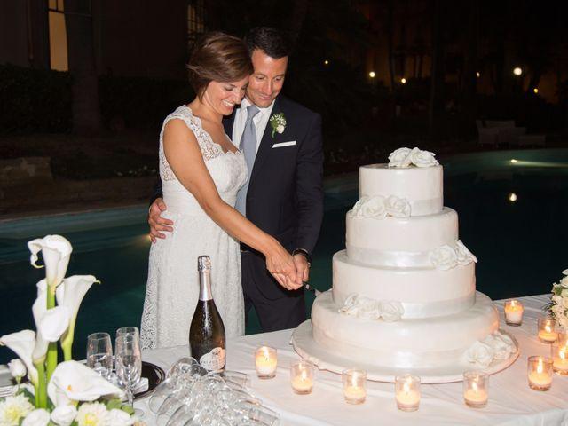 Il matrimonio di Marco e Claudia a Vico Equense, Napoli 33