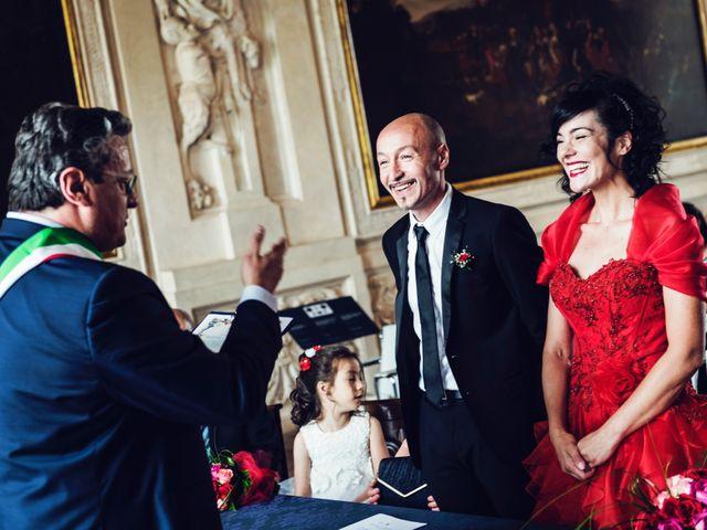 Il matrimonio di Cosimo e Giuseppina a Venaria Reale, Torino 14