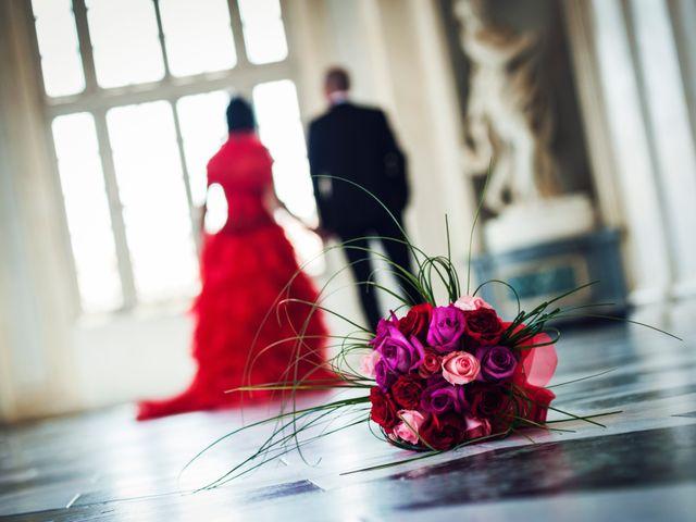 Il matrimonio di Cosimo e Giuseppina a Venaria Reale, Torino 17