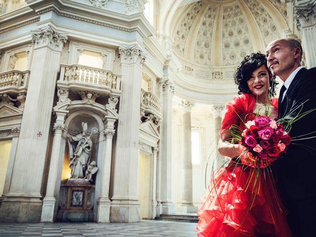 Il matrimonio di Cosimo e Giuseppina a Venaria Reale, Torino 18