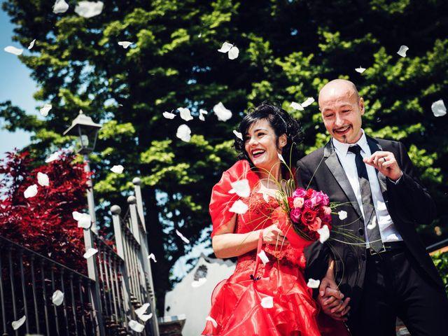 Il matrimonio di Cosimo e Giuseppina a Venaria Reale, Torino 20