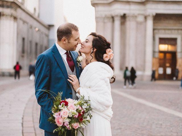 Le nozze di Daryna e Luca