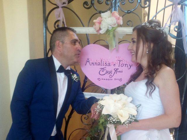 Il matrimonio di Tony e Annalisa a Roma, Roma 31