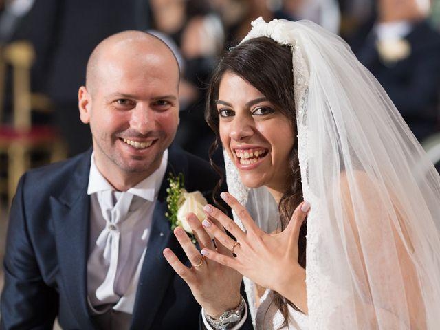 Le nozze di Giulia e Tiziano