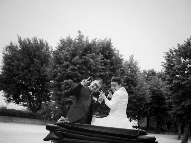 Il matrimonio di Filippo  e Elena a San Miniato, Pisa 8