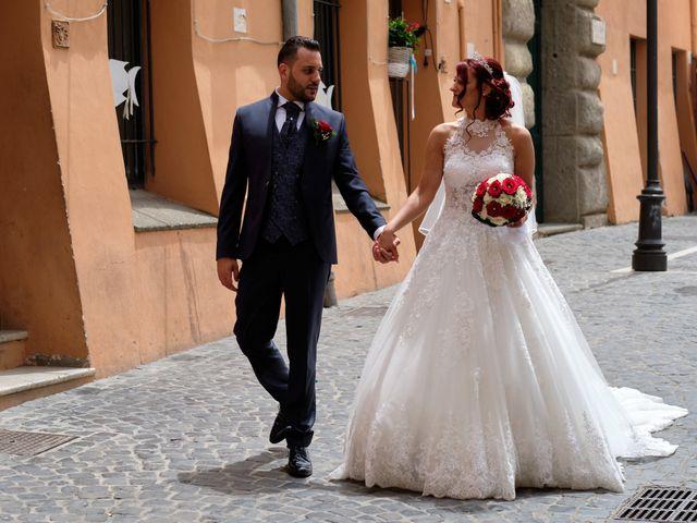 Le nozze di Patrizio e Francesca