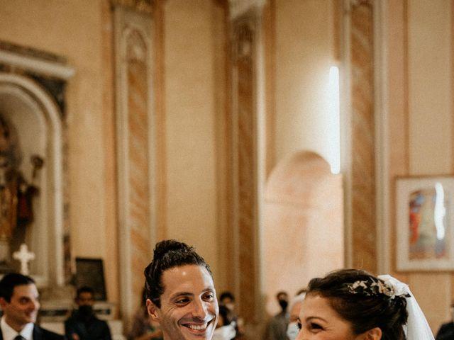 Il matrimonio di Fabrizio e Valeria a Maccagno, Varese 3