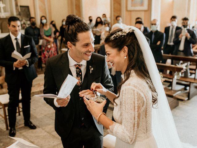 Il matrimonio di Fabrizio e Valeria a Maccagno, Varese 1