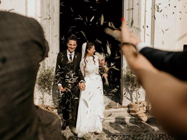Il matrimonio di Fabrizio e Valeria a Maccagno, Varese 2