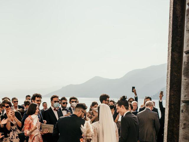 Il matrimonio di Fabrizio e Valeria a Maccagno, Varese 6