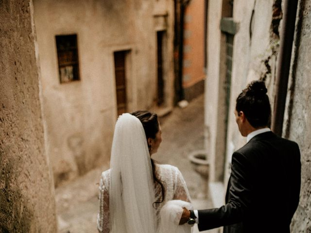 Il matrimonio di Fabrizio e Valeria a Maccagno, Varese 9