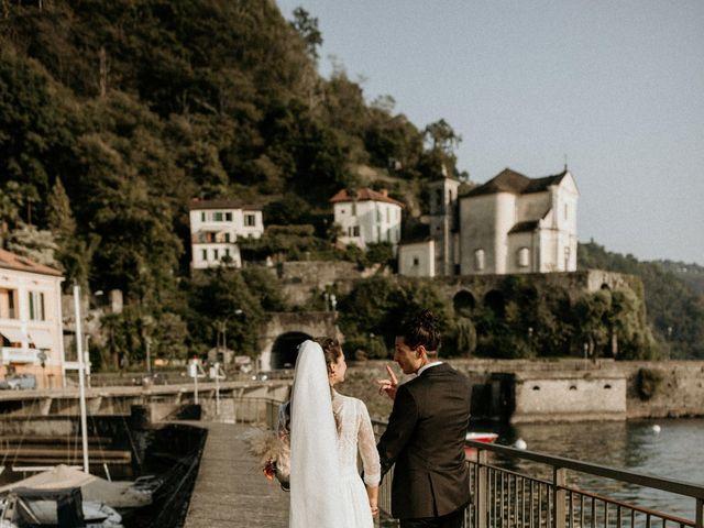 Il matrimonio di Fabrizio e Valeria a Maccagno, Varese 10
