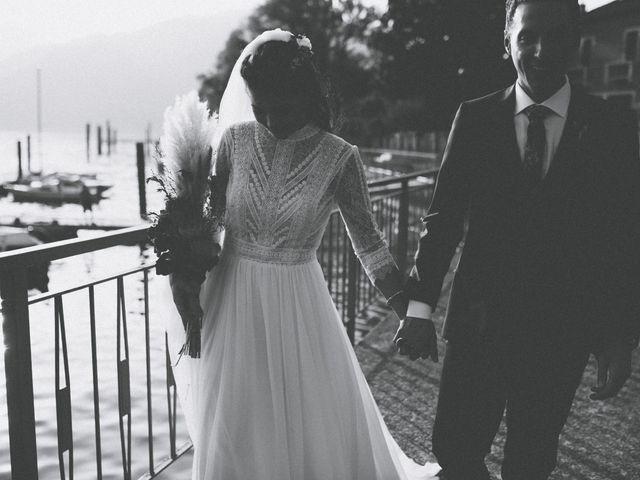 Il matrimonio di Fabrizio e Valeria a Maccagno, Varese 14